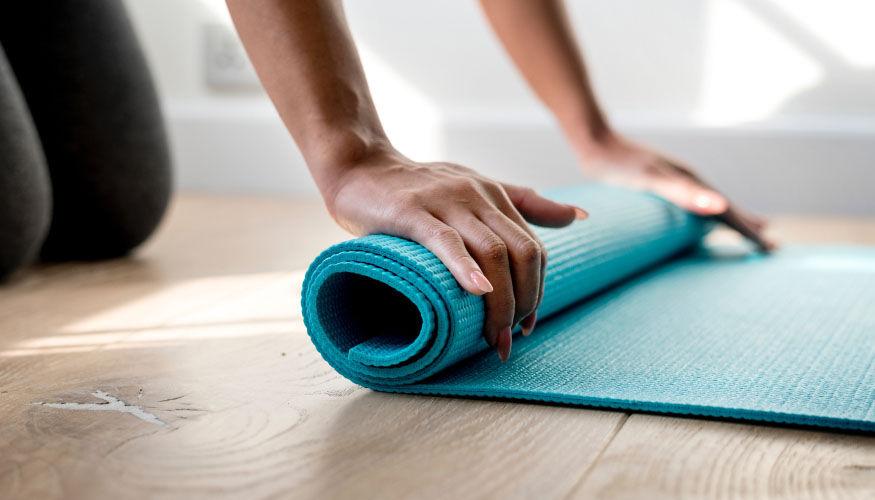 Yoga Dersi
