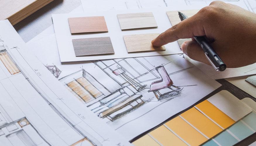 İç Mimar Proje Çizim