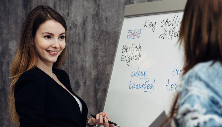 Doučování Angličtiny