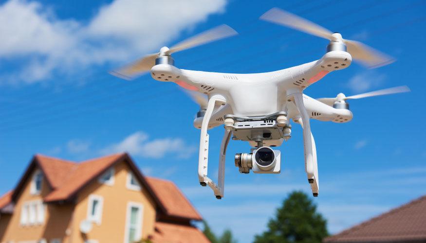 Havadan Drone Fotoğraf ve Video Çekimi