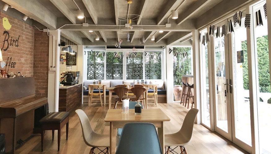 Cafe İç Mimar