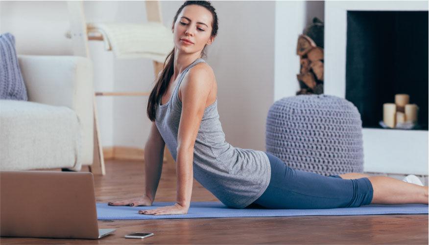 Online Yoga Dersi