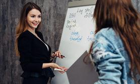 Najpopularniejsza usługa w tym tygodniu Lekcje Angielskiego.