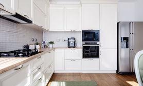 Haftalık trend servislerinden Mutfak Dolabı Yapımı.