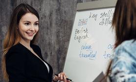 Najpopularniejsza usługa w tym tygodniu Korepetycje Angielski.