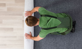 Weekly trending service Carpet Fitters.