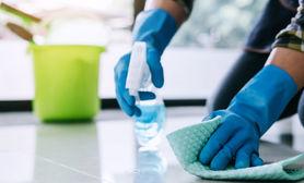 الخدمة المفضلة هذا الاسبوع نظافة منزلية، تقع في اول القائمة.