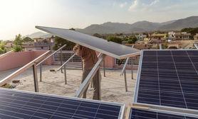 الخدمة المفضلة الأسبوعية نظام الطاقة الشمسية