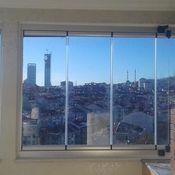 Balkonumun Siyah Temperli Camla Kapatilmasini Istiyorum Sancaktepe